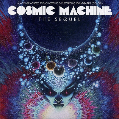 VARIOUS - Cosmic Machine The Sequel
