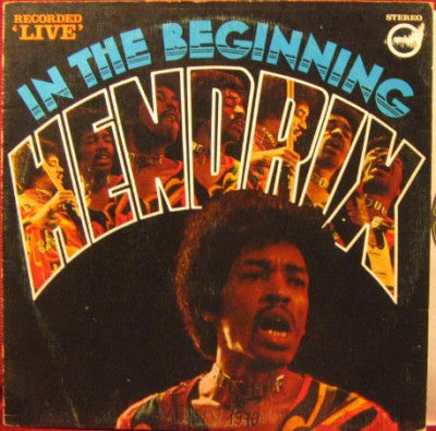 JIMI HENDRIX - In The Beginning