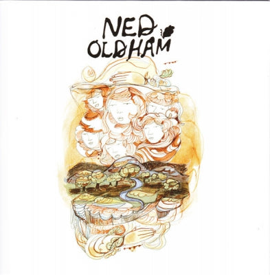 NED OLDHAM - Further Gone / God Will Let Me Know