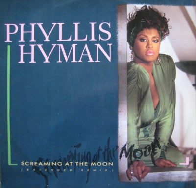 PHYLLIS HYMAN - Screaming At The Moon
