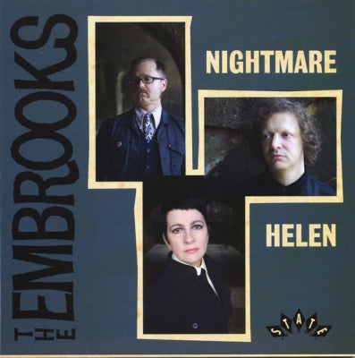 THE EMBROOKS - Nightmare / Helen