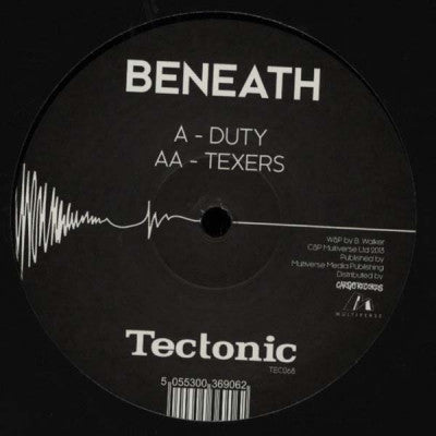 BENEATH - Duty / Texers