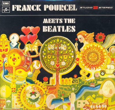 FRANCK POURCEL AND HIS ORCHESTRA - Franck Pourcel Meets The Beatles
