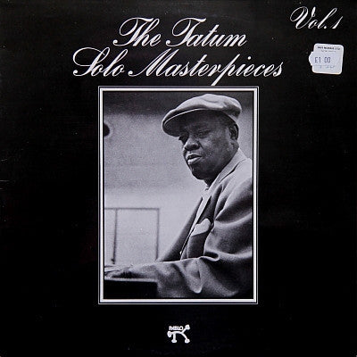 ART TATUM - The Tatum Solo Masterpieces, Vol. 1