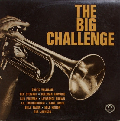 VARIOUS ARTISTS - The Big Challenge