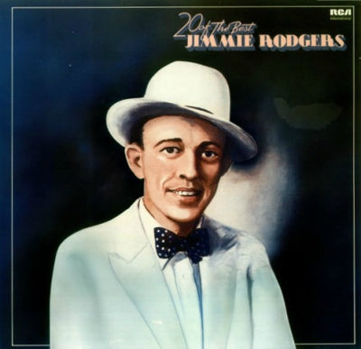 JIMMIE RODGERS - 20 Of The Best