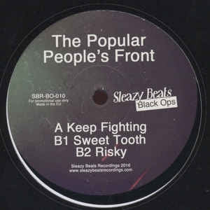POPULAR PEOPLE'S FRONT - Keep Fighting