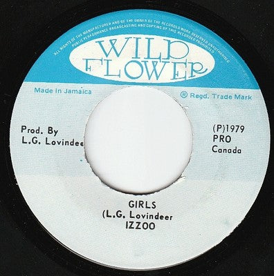 IZZOO - Girls / Girls In Dub.