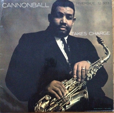CANNONBALL ADDERLEY QUARTET - Cannonball Takes Charge