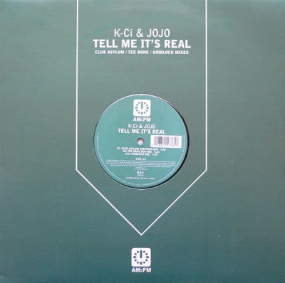 K-CI & JOJO - Tell Me It's Real