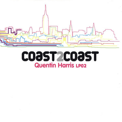 VARIOUS - Coast 2 Coast - Quentin Harris LP02