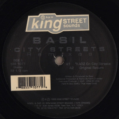 BASIL - City Streets