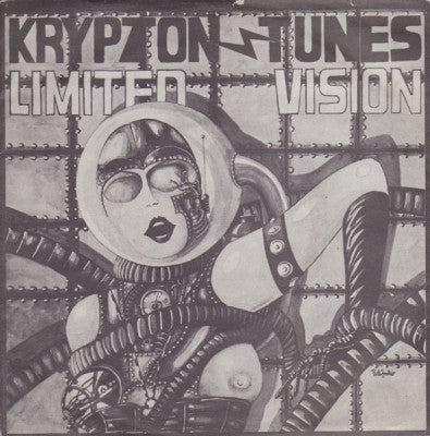 KRYPTON TUNES - Limited Vision / All In Jail