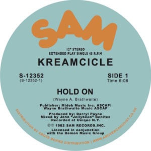 KREAMCICLE - Hold On