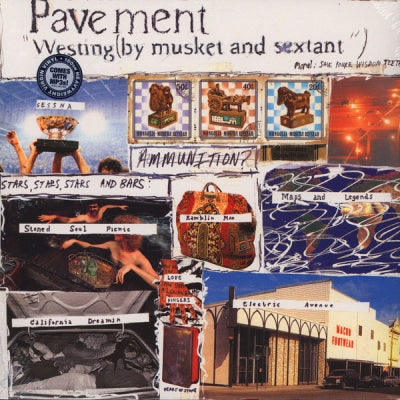 PAVEMENT - Westing (By Musket And Sextant)