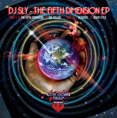 DJ SLY - The Fifth Dimension EP Part 1