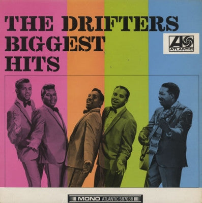 THE DRIFTERS - The Drifters ‎Biggest Hits