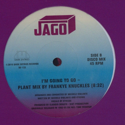 JAGO - I'm Going To Go