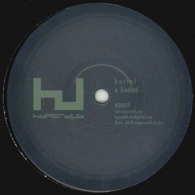 BURIAL - Kindred / Loner / Ashtray Wasp