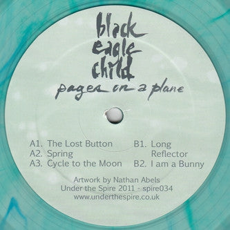 BLACK EAGLE CHILD - Pages On A Plane