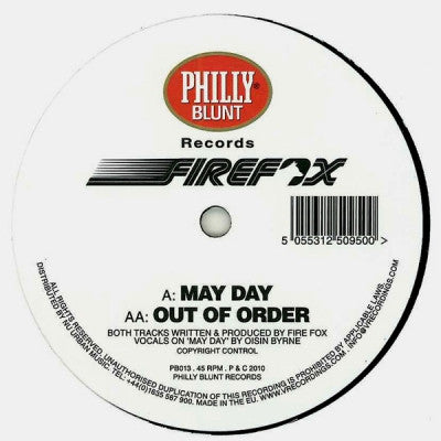 FIREFOX May Day, May Day / Out Of Order 12
