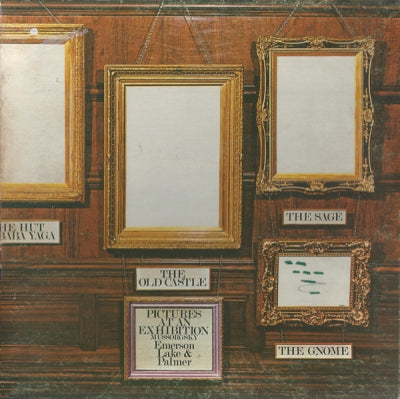 EMERSON LAKE AND PALMER - Pictures At An Exhibition