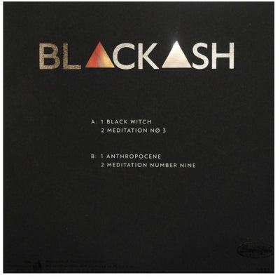 BLACKASH - Black Witch EP