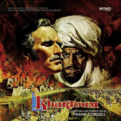 FRANK CORDELL - Khartoum (Original Motion Picture Soundtrack)