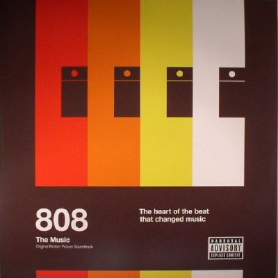 VARIOUS - 808 The Music (Original Motion Picture Soundtrack)