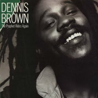 DENNIS BROWN - The Prophet Rides Again