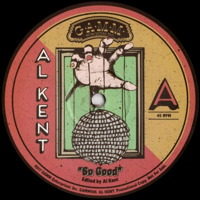 AL KENT - So Good / Victorious