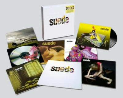 SUEDE - The Vinyl Collection