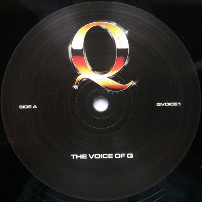 """Q"" - The Voice Of Q"