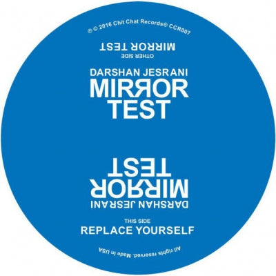 DARSHAN JESRANI - Mirror Test / Replace Yourself