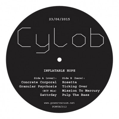 CYLOB - Inflatable Hope