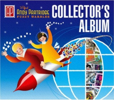 ANDY PARTRIDGE - The Official Andy Partridge Fuzzy Warbles Collector's Album