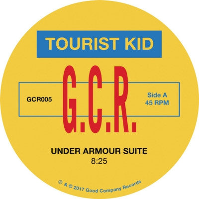 TOURIST KID - Under Amour Suite