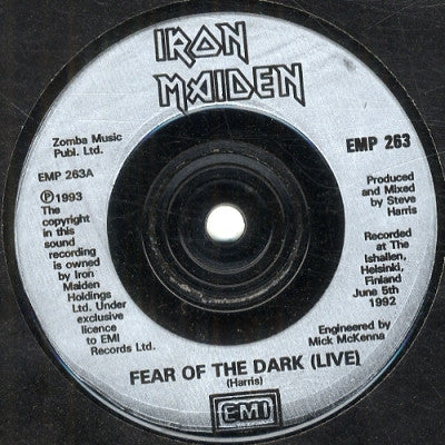 IRON MAIDEN - Fear Of The Dark - Live