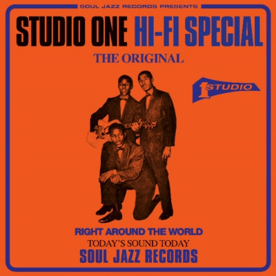 VARIOUS - Studio One Hi-Fi Special