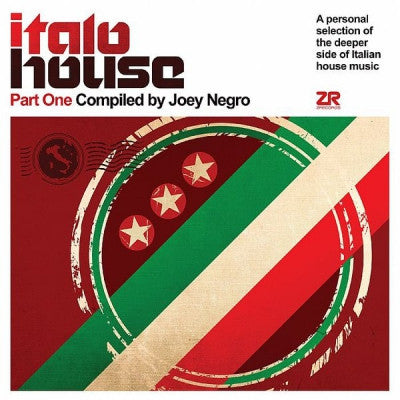VARIOUS - Italo House Part One