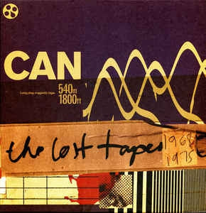 CAN - The Lost Tapes