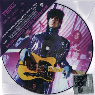 PRINCE - Little Red Corvette / 1999