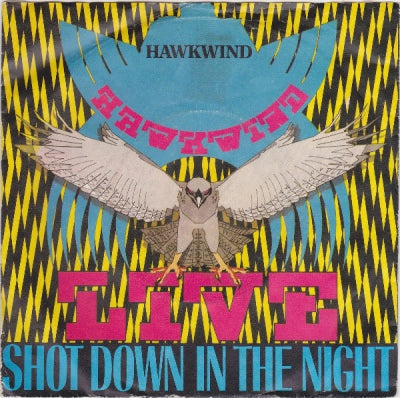 HAWKWIND - Live - Shot Down In The Night