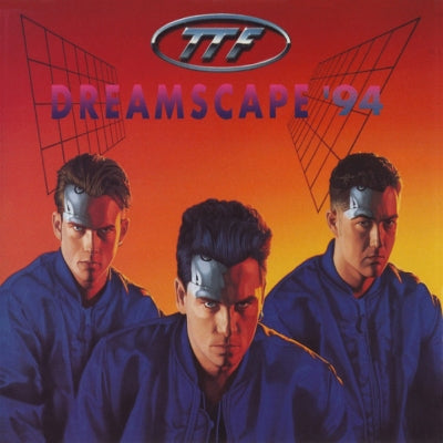 THE TIME FREQUENCY - Dreamscape '94