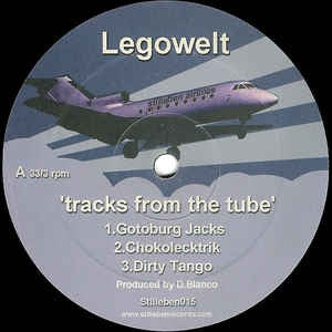 LEGOWELT - Tracks From The Tube