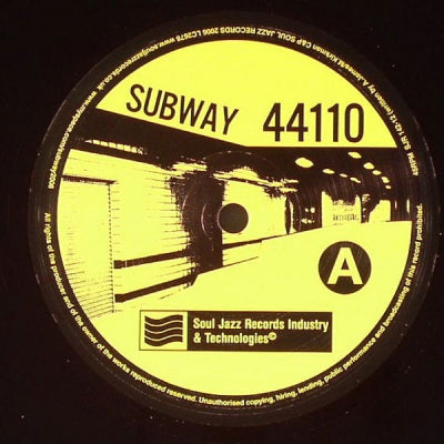 SUBWAY - 44110 / Persuasion