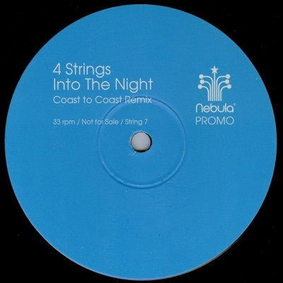 4 STRINGS - Into The Night (Coast To Coast Remix)