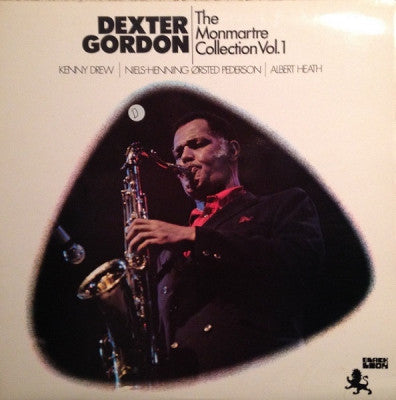 DEXTER GORDON - The Monmartre Collection Vol. 1