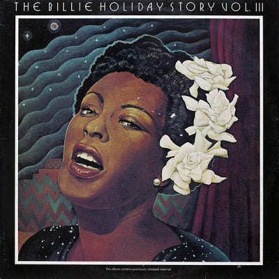 BILLIE HOLIDAY - The Billie Holiday Story Volume III