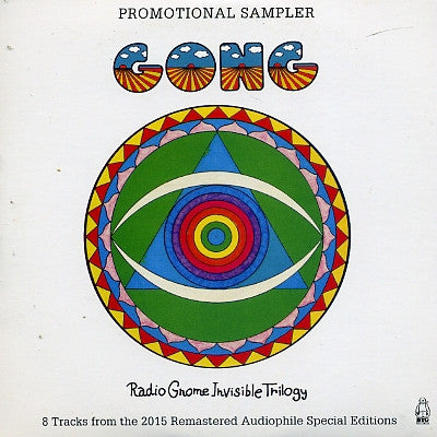 GONG - Radio Gnome Invisible Trilogy - Promotional Sampler